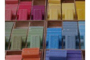 手作りソープの色付けにおすすめの顔料