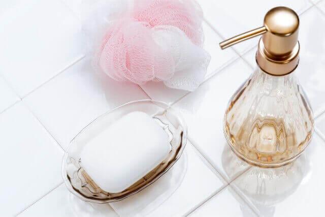 固形石鹸と液体石けんの違い