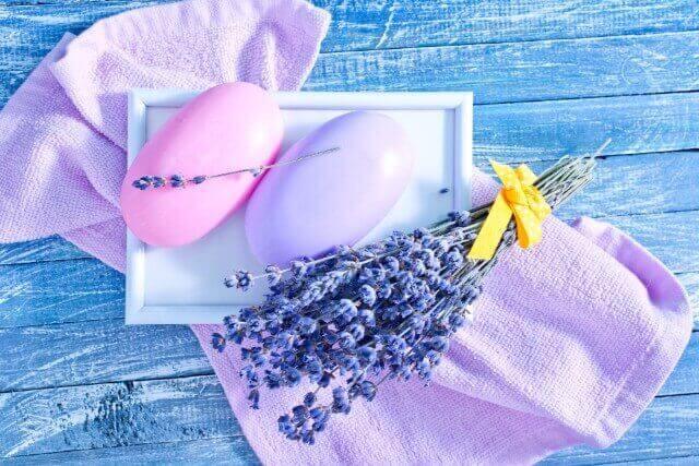 乾燥肌や敏感肌におすすめの手作り石けん