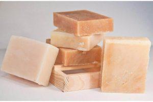 手作り石けんに使う材料
