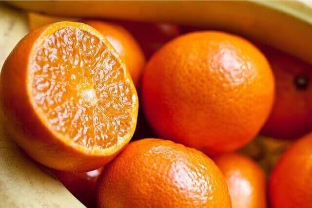 未完の皮を使ったオレンジ石鹸の効果的な使い方