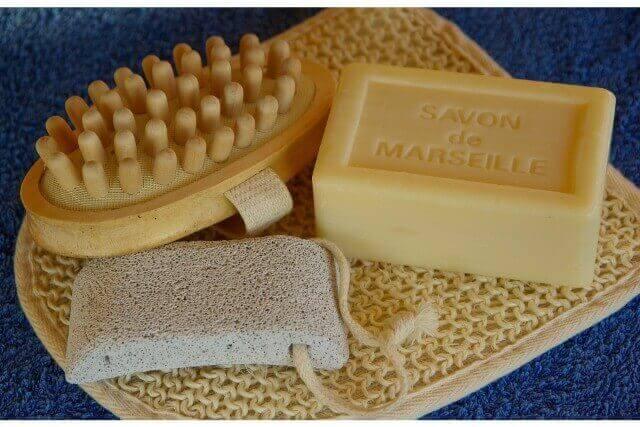 米油を使った手作り石鹸